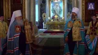 видео: День Ангела митрополита Тульского и Ефремовского Алексия