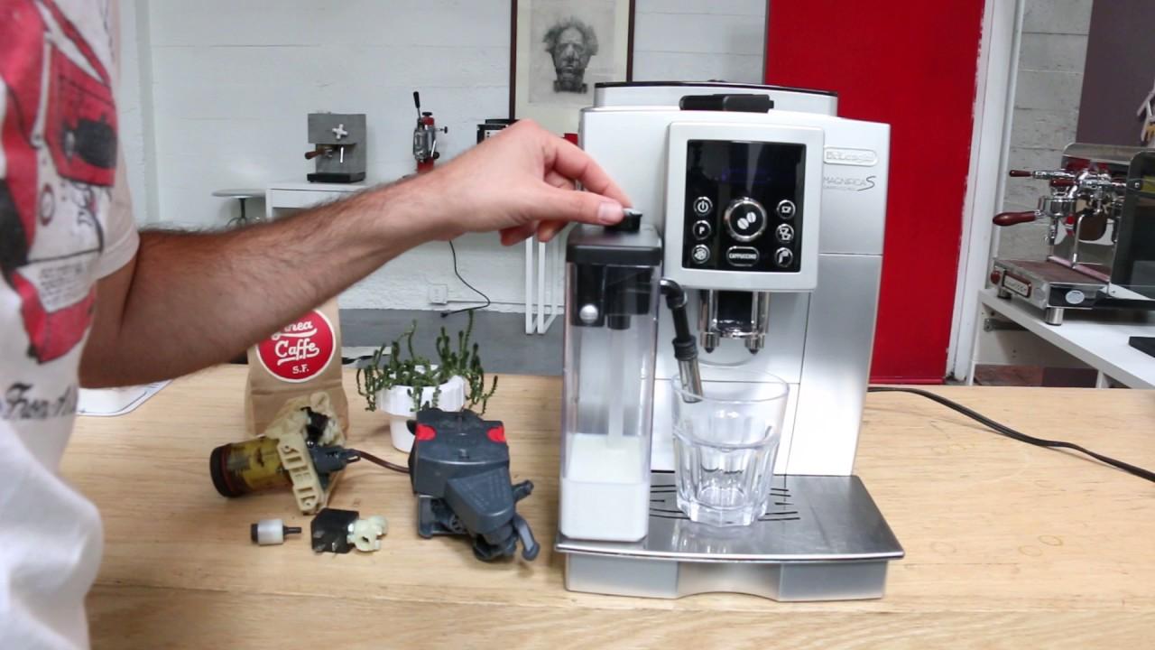 delonghi magnifica cappuccino solved slow espresso steam. Black Bedroom Furniture Sets. Home Design Ideas