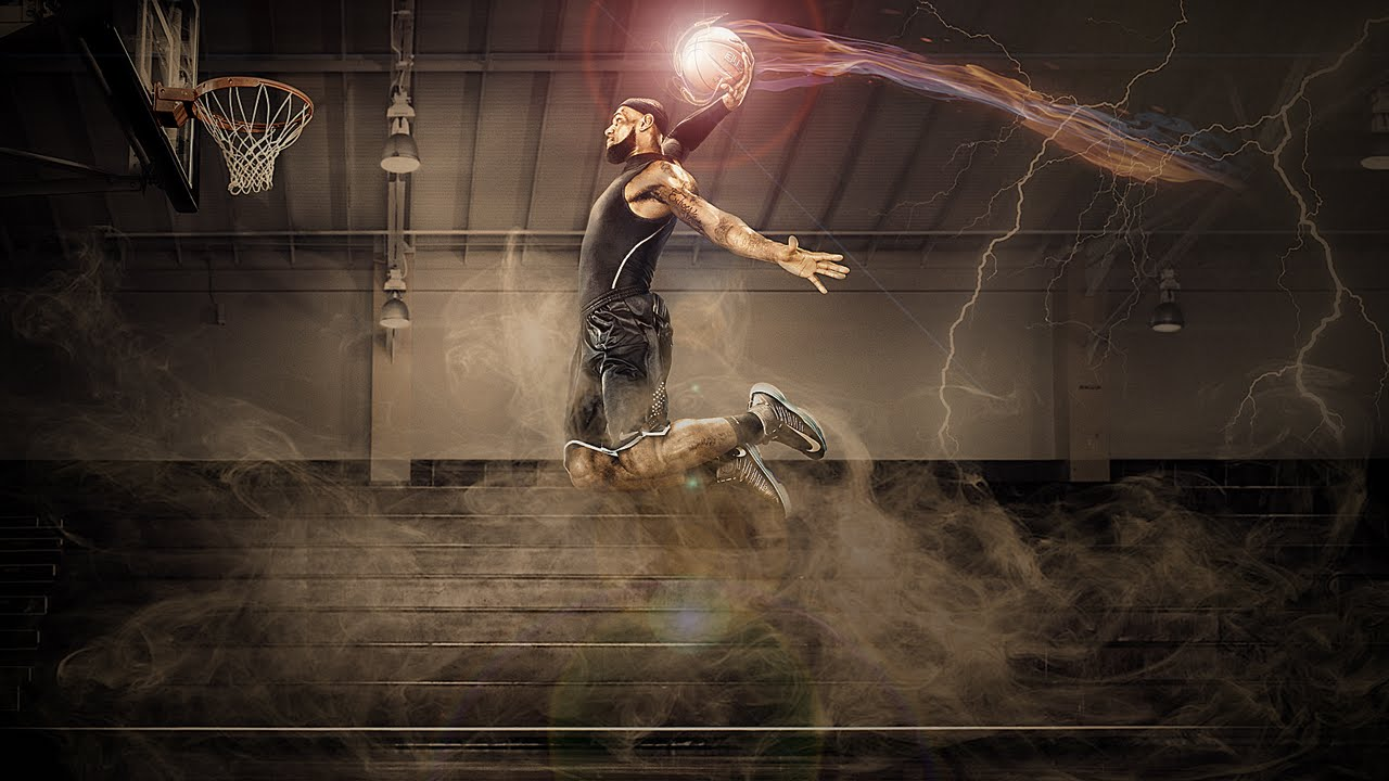 grazy photoshop sports poster photoshop cc tutorial studio of
