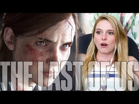 THE LAST OF US 2 ANNOUNCEMENT TRAILER REACTION & DISCUSSION