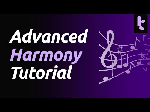 Advanced Harmony Tutorial - A Useful System