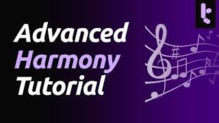 Advanced Harmony Tutorial - Using Two Keys Together - Beyond Polytonality