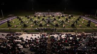 Greendale High School Marching Band - State 2018