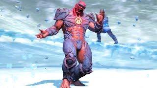 Injustice 2 All Super Moves on Atrocitus Violent Vein Alt (No HUD) Skin/Shader Showcase 4K UHD 2160p