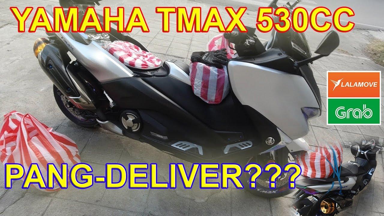 YAMAHA TMAX 530SX GAMIT PANGDELIVER???