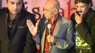 Bindaas Bollywood - Bollywood World - BHAISAAB BHAISAAB Album Launch Khayyam Nimesh Mehta