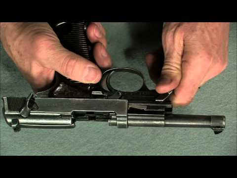 The Walther Model P-38 Pistol