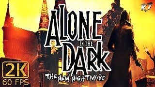 Alone in the Dark: The New Nightmare | PC | Carnby Part 1 | 2K 1440p 60FPS