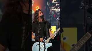 Foo Fighters rocked the VMAs (and had Olivia Rodrigo singing along)! | MTV | #Shorts