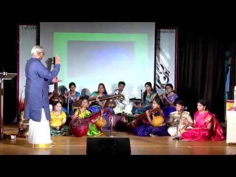 23.Nakshathra maalika varnam - Students of NC SUDHAKAR , Gopika Sruthilaya