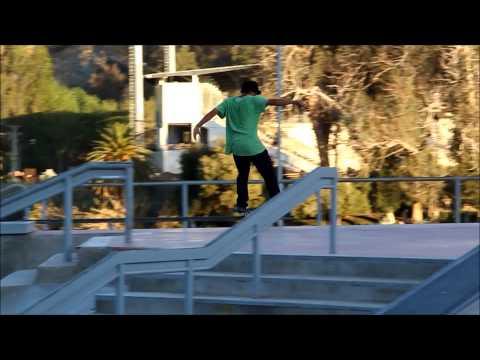 kiskillo  skatepark de viña