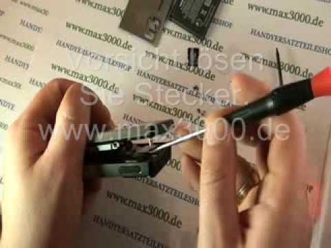 Reparaturnaleitung für Nokia 6500 Slide.wmv