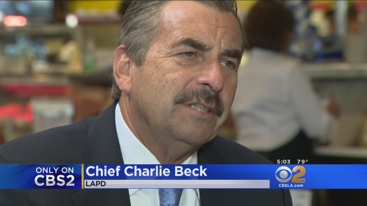 Download Only On 2: LAPD Chief Beck Talks About Officers Needing 'A Reverence For Human Life'