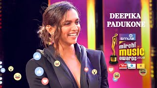 Sunil Grover teaches Deepika on how to grow her social media following at Smule Mirchi Music Awards