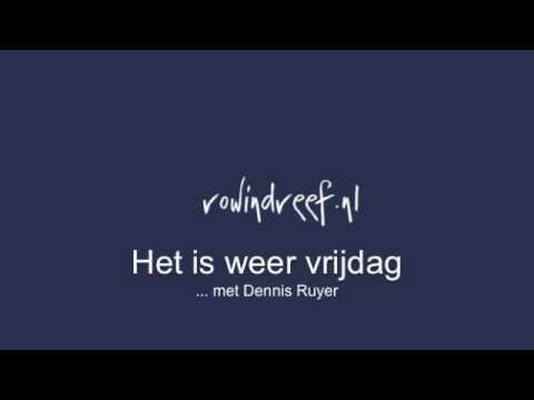Het is weer vrijdag Top 40 met Dennis Ruyer op 538 - YouTube
