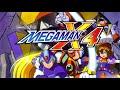 Character Select -  Megaman X4