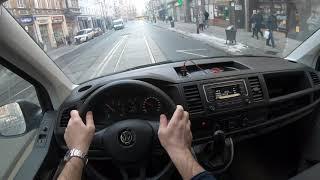 2019 Volkswagen Transporter T6 _ 4K Test Drive Review///Фольксваген Транспортер Т6 тест...