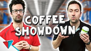 Finally standing up to your boss - Coffee Showdown