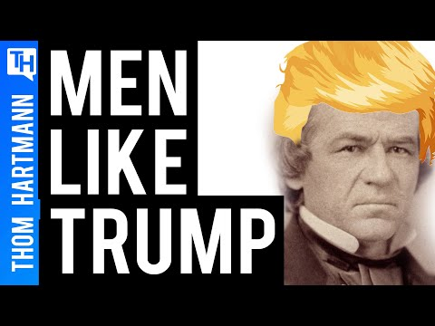 Did Impeaching Andrew Johnson Lay The Foundation For Impeaching Trump?