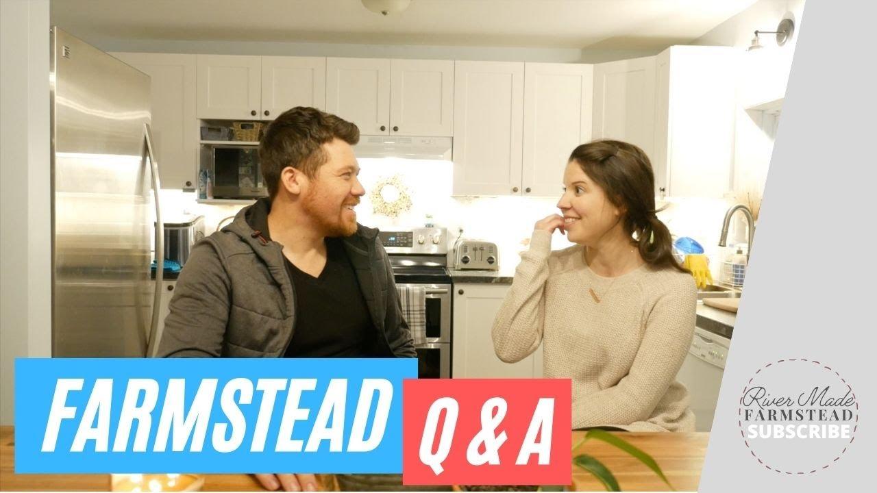 Farmstead Q&A January 2021