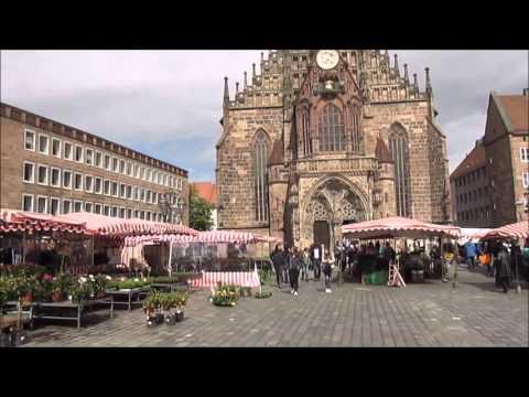 Nuremberg, Germany: The city center