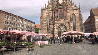 Nuremberg, Germany: The city center
