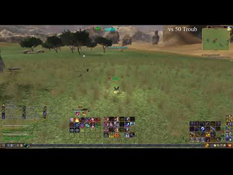 Everquest 2 Warden 1v1 PvP