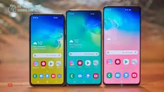 Review Galaxy S10, Galaxy S10+, Galaxy S10e và Galaxy S10 5G