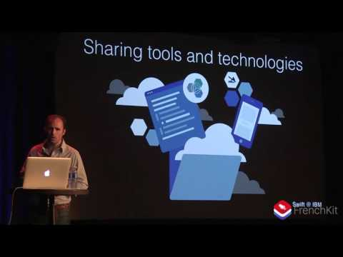 FrenchKit 2016 - End-To-End Application Development with Swift by CHRIS BAILEY