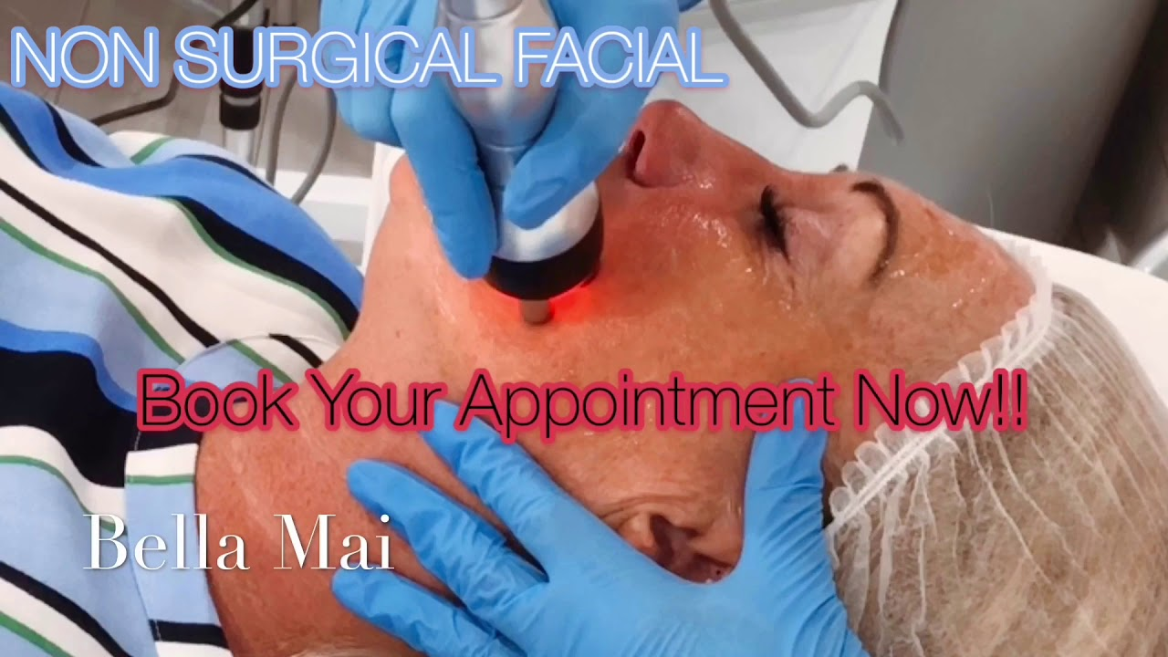 Non Surgical Facials Training