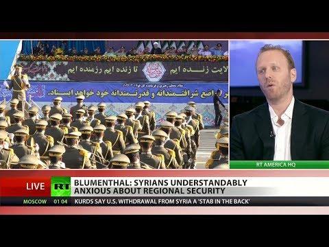 Kurdish-Syrian alliance is best way to fight ISIS – Max Blumenthal