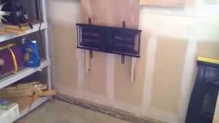 DIY Electric TV Lift (part 1)