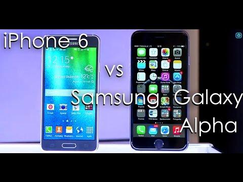 Apple iPhone 6 vs Samsung Galaxy Alpha - Porównanie - Twardy Reset