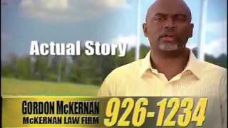 Hurt In A Car Wreck Automobile Accident Baton Rouge Attorney - Gordon McKernan - True Story 4