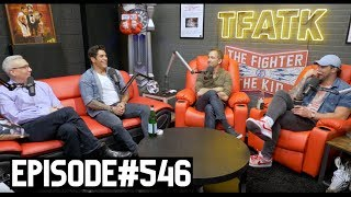 The Fighter and The Kid - Episode 546: Dr. Drew & Mike Catherwood