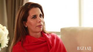 Gambar cover Princess Haya opens up about mother's death