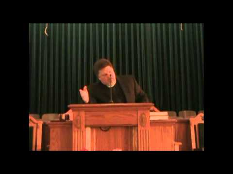 Rev. Todd Ruddell - 2010 Reformed Presbyterian Church General Assembly