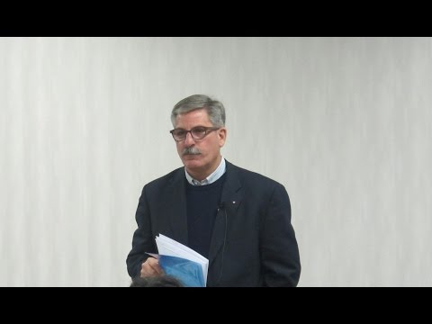 Public Lecture Video (12.20.2016) James Fanell: China's Naval Expansion and Global Security