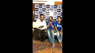 Kattukathe Actor Surya and Actress Swathi Konde chat with Chitraloka
