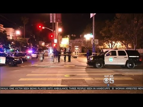 2 Hurt In Mission District Shooting
