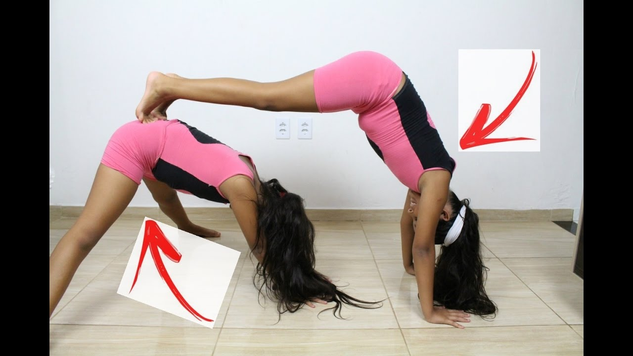 Yoga Challenge Parecemos Ginastas Sqn Youtube
