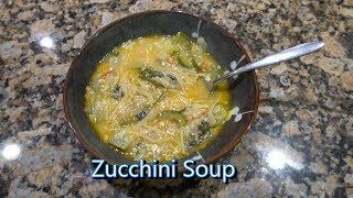 Italian Grandma Makes Zucchini Soup