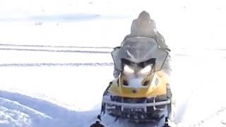 Зимова рибалка на Кольському п-ві 2012р