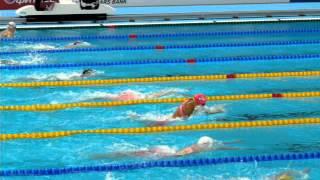 Юлия Ефимова. Плавание 100 м. FINA 2015
