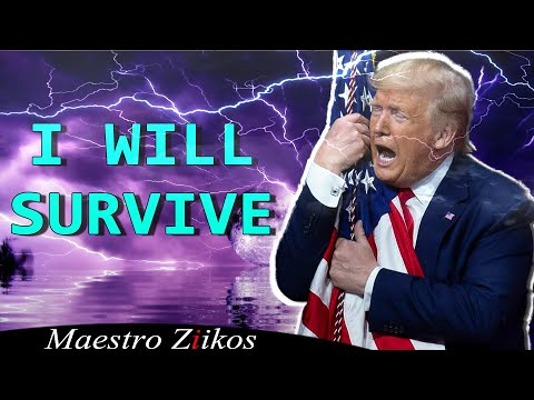 Donald Trump Sings I Will Survive