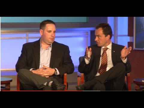 C-SPAN Discussion on Counterintelligence & Cybersecurity