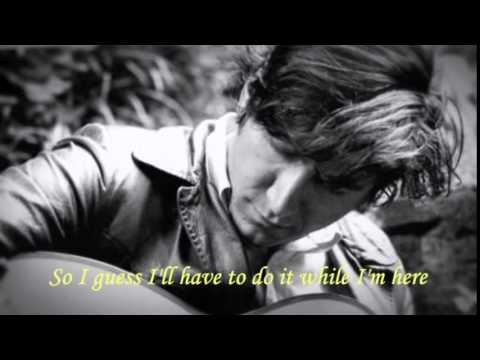 PHIL OCHS - When I'm Gone (lyrics on screen) .In an ugly world, the only true protest is beauty. - Phil Ochs., From YouTubeVideos