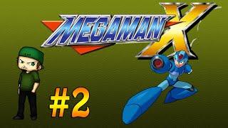 Pelivlogautus #2: Mega Man X (Osa 2) - Tuuli tuule sinne missä (Peli)muruseni on