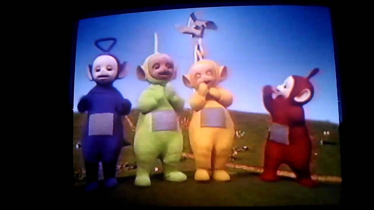Opening To Teletubbies Bedtime Stories & Lullabies 2000