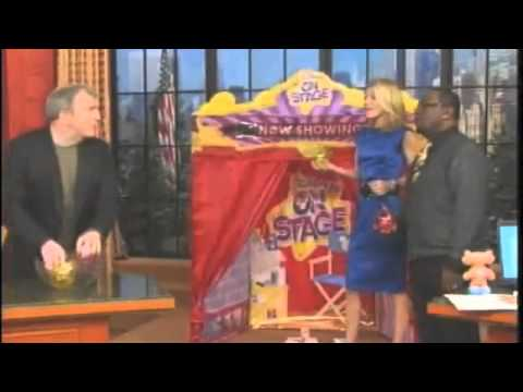 Sky Ball on Live! with Regis & Kelly